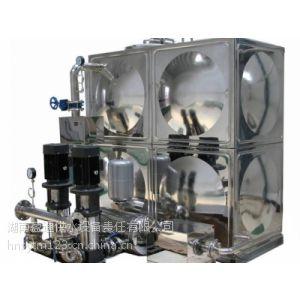 供应箱式无负压变频供水设备