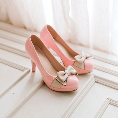 厂家直销2014秋季新款爆款时尚潮流精品高跟鞋