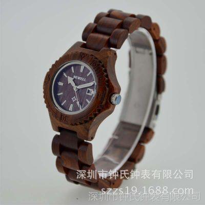 2014新款木质女士手表 进口檀木手表 纯天然时尚环保木质手表