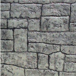 上海亚石供应昆山压模地坪,彩色艺术压花地坪,市政道路彩色盲道盲点压花地坪