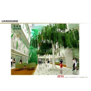 供应供应假山假树等仿真景观/山东青岛商场假树