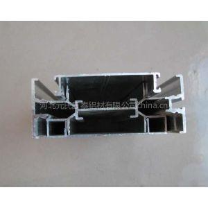 供应济南高隔间铝型材  玻璃隔断铝型材
