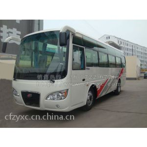 供应楚风牌HQG5120XLHK型客车教练车