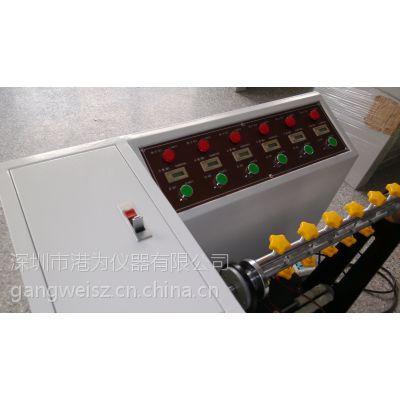 供应0-20A可调带负载柜电源线曲绕试验机AUTO