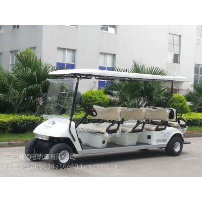 供应卓越生产的楼盘接送客户专用的型号为A1S6的6人座高尔夫球车13713578341