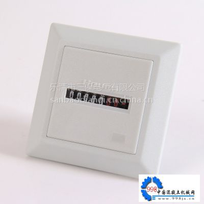 批发【工业累时器】工业计时器HM-1、计时器报价 HM-1计时器参数