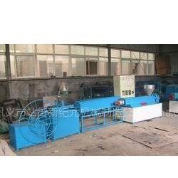 供应新纪元专业生产塑料成型机/塑料制管机