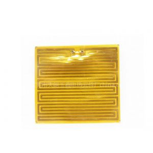 供应PI高温电热膜、美发行业专用卷发器加热膜,直发器发热片等