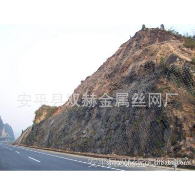 供应宁夏自然灾害防护  边坡防护网