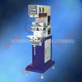 供应SP-814TE气动双印头单色移印机