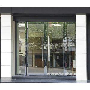 供应青岛玻璃门维修制作 德隆玻璃门