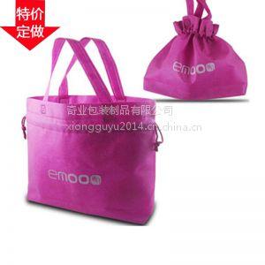 供应厂家订购无纺布束口袋 礼品袋 包装袋免费提供样品