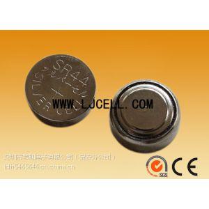 供应游标卡尺专用电池SR44 机械设备专用SR44电池工厂
