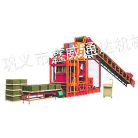 供应研制开发高铁边坡六边形预制花砖设备