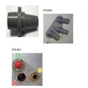 供应RM6绝缘紧凑型开关柜内锥型绝缘子扩展型套管