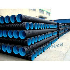 供应PE,PVC双壁波纹管