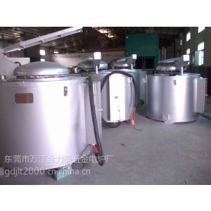 供应350KG熔铝炉/坩埚炉,铝合金熔炼保温炉、电加热化铝设备