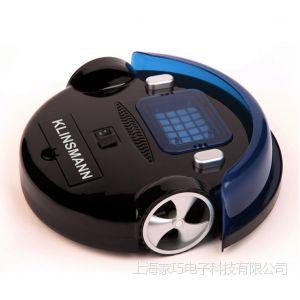 供应智能扫地机器人 无死角清扫吸尘器 小家电 特价批发