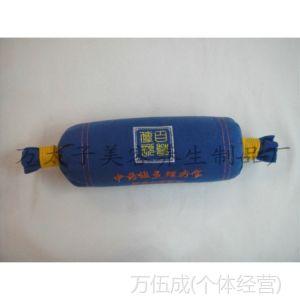 供应批发生产兰布艾盐温灸滚包 熏蒸中药包 枕头中药包