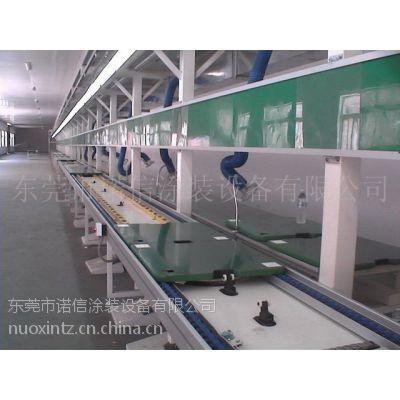 组装生产线 装配生产线 皮带输送生产线 诺正
