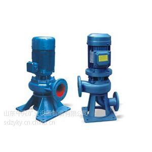 供应矿用立式排污泵参数 LW系列立式排污泵