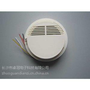 供应12V供电有线烟雾探测器/岳阳的烟雾报警器