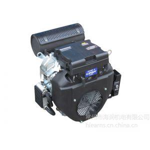 供应24马力双缸汽油机,汽油动力2V78F