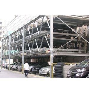 供应升降横移式立体停车库