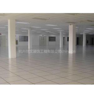 供应PVC防静电地坪 杭州丽文环氧树脂有限公司