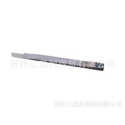 得力2053 小号金属柄美工刀 配80mm刀片 金属刀柄 约20g