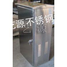 供应不锈钢配电箱 电表箱 来图定做加工 精密焊接加工