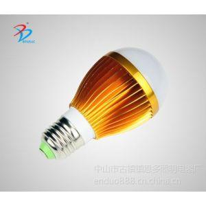 供应本多LED5W球泡灯