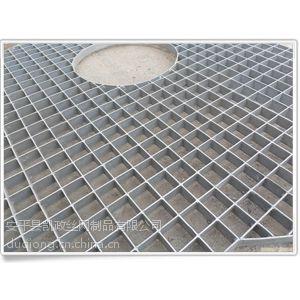 供应南平哪里能买到钢格板格栅板雨水篦子井盖沟盖