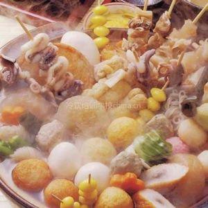 供应四川麻辣烫串串香培训 关东煮的做法 多功能小吃车加盟