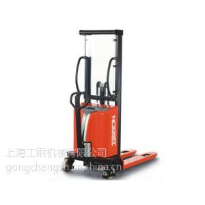 供应诺力半电动内置充电堆高车,诺力新款半电动升高车,SPM1516/1525/1530/1535