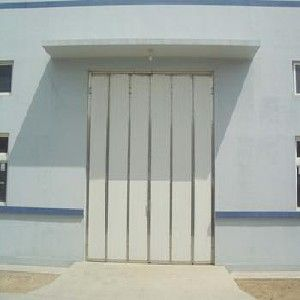 供应电动工业门-衡水盛宇门业制造厂