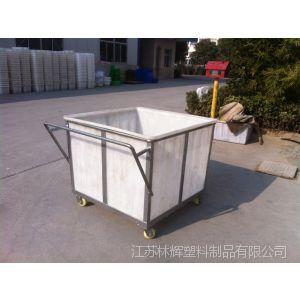 供应江苏滚塑塑料方箱厂家 五金工具方箱 可配推车使用时间长