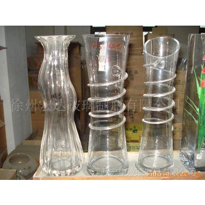 供应玻璃花瓶/鱼缸/水容器/玻璃工艺