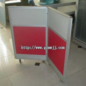 广州萝岗家具厂定做时尚办公隔断|移动隔墙|高隔断