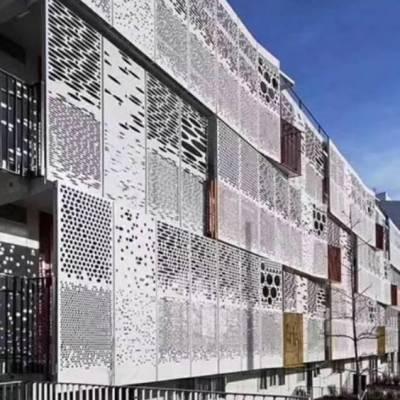外墙装饰铝单板厂家报价