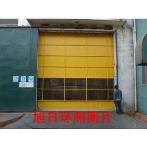 供应张家口地下车库堆积门自动翻板门工业滑升门高速卷帘门