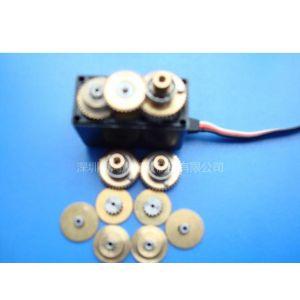 塑胶蜗杆-塑料齿轮,塑胶齿轮,舵机牙箱,航模齿轮