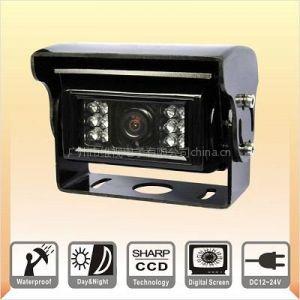 供应12~24V宽范围电压,自动翻盖摄像头(防水IP69K,带加热)