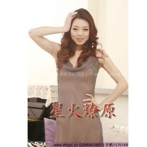 供应性感雪纺纱睡裙SS33013