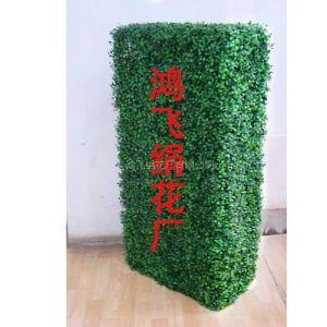 供应仿真绿篱护墙,高度仿真草块