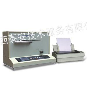 供应全自动织物硬挺度仪 型号:SWFY-QL022D库号:M200224