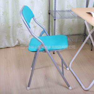 供应百士力 钢折椅折叠椅休闲椅加固 客厅餐厅椅子加固电脑椅