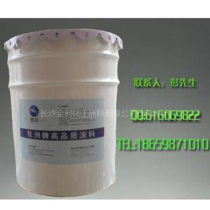 郴州氯化橡胶水线面漆干燥快;硬度强;赣州铁红环氧甲板漆