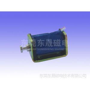 供应C形框架式电磁铁制作/框架推拉式电磁铁制作/微型推拉式电磁铁