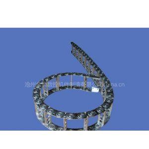 供应工程拖链  钢制拖链  机床附件